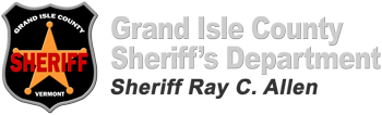 Grand Isle County Sheriff's Dept